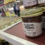 Gull Meadow's apple butter